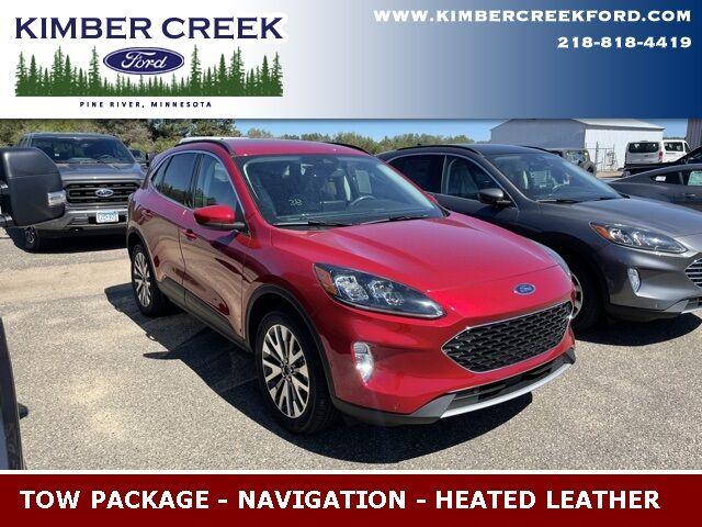 2021 Ford Escape Titanium Pine River MN