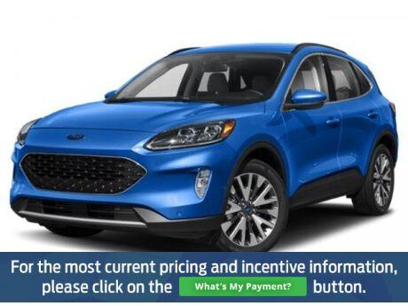 2021 Ford Escape Titanium Sault Sainte Marie ON
