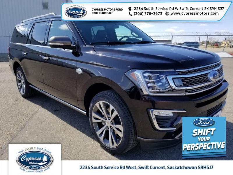 2021 Ford Expedition King Ranch Max  - $604 B/W Swift Current SK