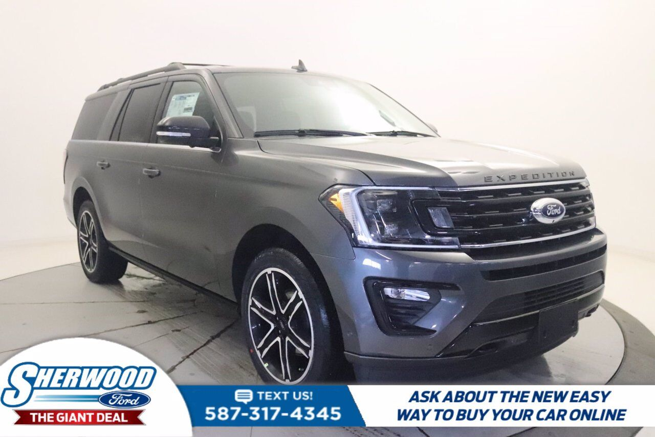 2021 Ford Expedition Limited Max Sherwood Park AB