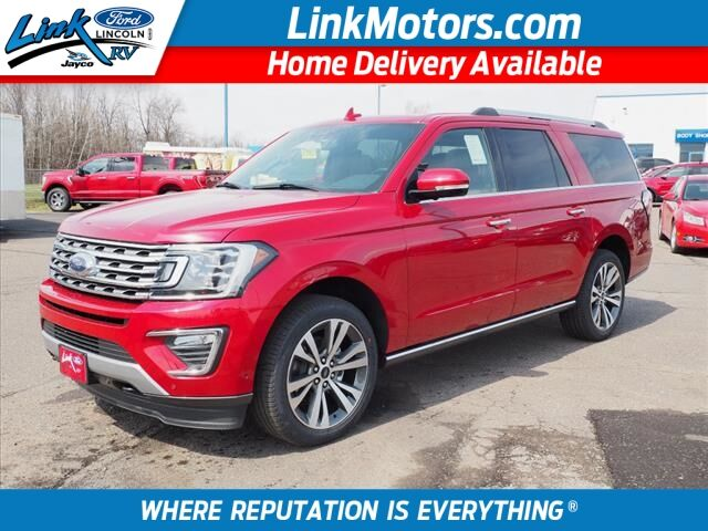 2021 Ford Expedition MAX Limited Rice Lake WI
