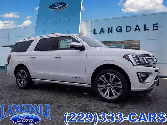 2021 Ford Expedition Max Platinum Valdosta GA