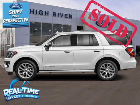 2021 Ford Expedition Platinum High River AB