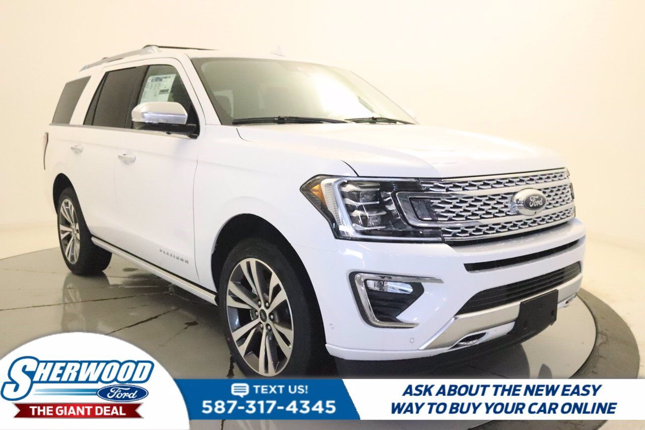 2021 Ford Expedition Platinum Sherwood Park AB