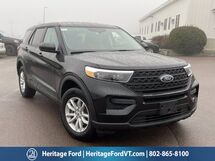 2021 Ford Explorer  South Burlington VT
