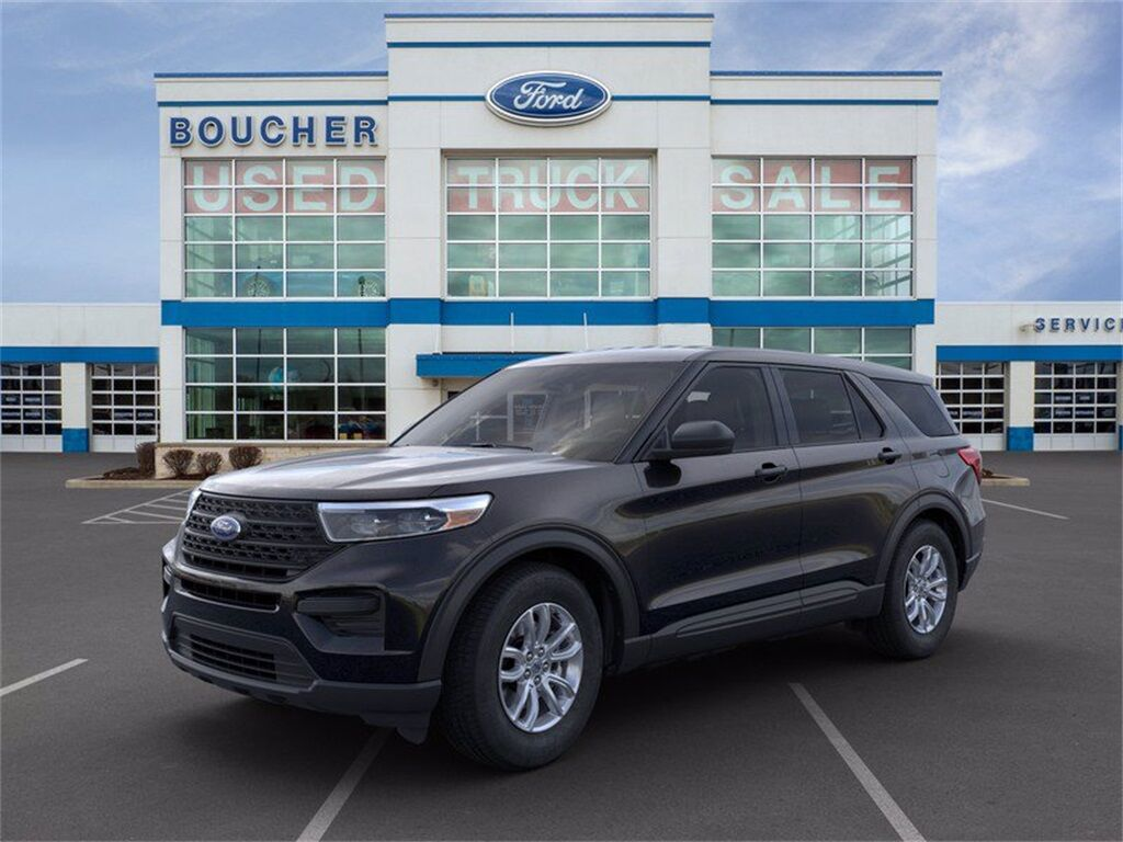 2021 Ford Explorer Base Menomonee Falls WI