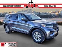 2021_Ford_Explorer_Base_ Pampa TX