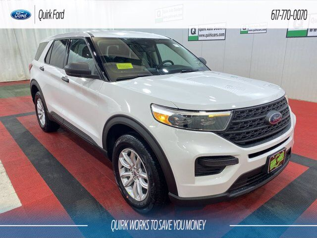 2021 Ford Explorer Base Quincy MA
