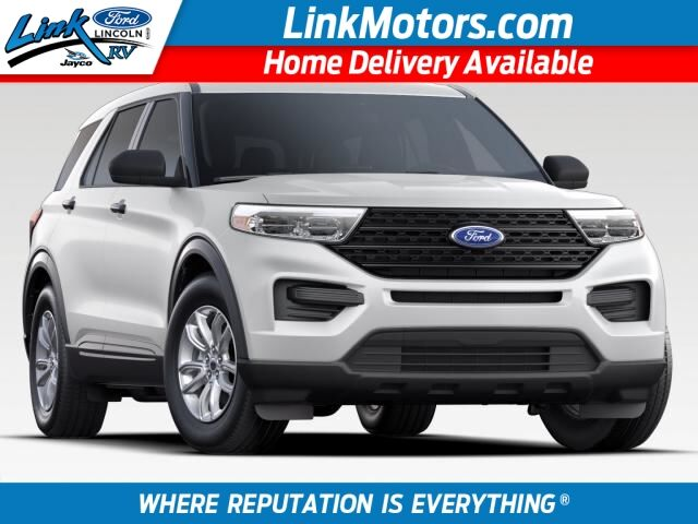2021 Ford Explorer Base Rice Lake WI