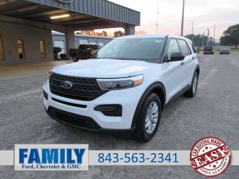 2021 Ford Explorer Base St. George SC