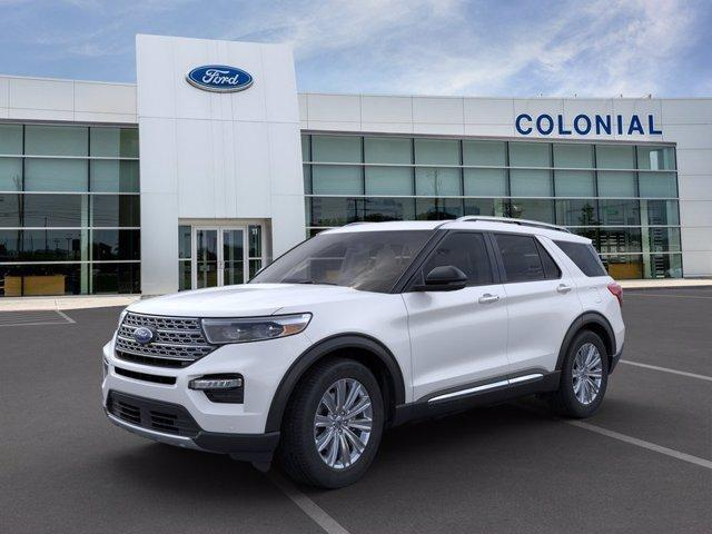 2021 Ford Explorer Limited 4WD Plymouth MA