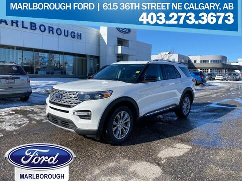 2021_Ford_Explorer_Limited_ Calgary AB