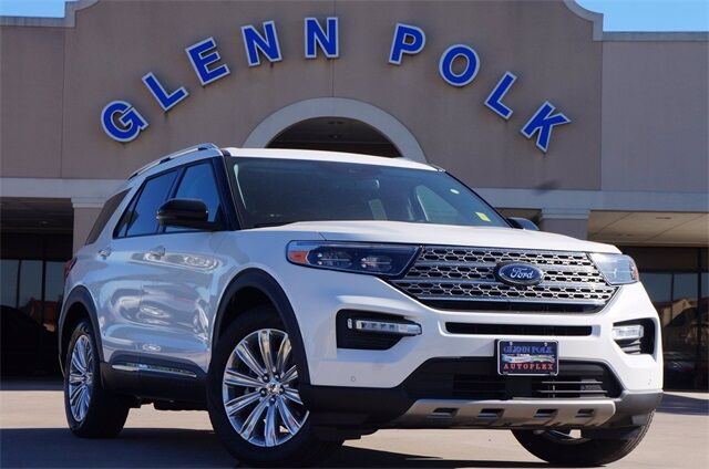 2021 Ford Explorer Limited Gainsville TX