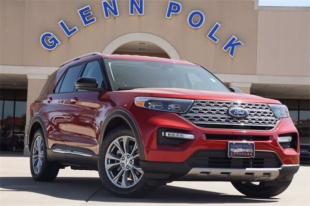 2021 Ford Explorer Limited Gainesville TX
