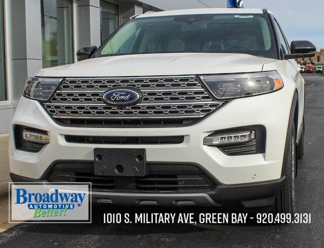 2021 Ford Explorer Limited Green Bay WI