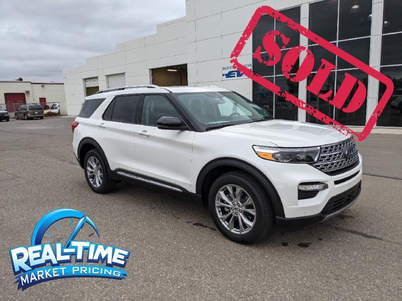 2021_Ford_Explorer_Limited_ High River AB