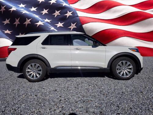 2021 Ford Explorer Limited Hybrid Tampa FL