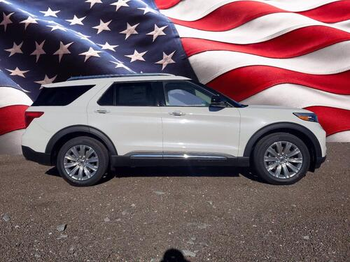 2021 Ford Explorer Limited Hybrid Tampa FL