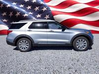 Ford Explorer Limited Hybrid 2021