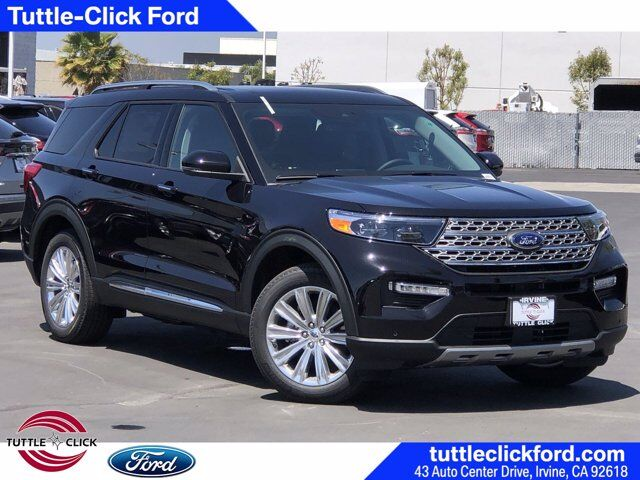 2021 Ford Explorer Limited Irvine CA