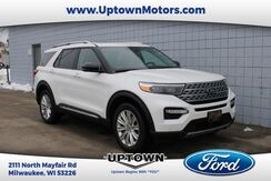 2021_Ford_Explorer_Limited_ Milwaukee and Slinger WI