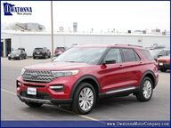 2021 Ford Explorer Limited Owatonna MN