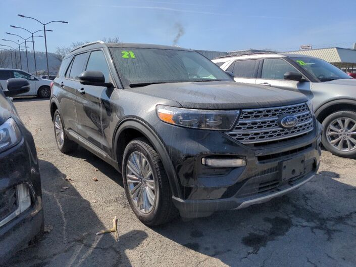 2021 Ford Explorer Limited Owego NY