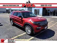 2021_Ford_Explorer_Limited_ Pampa TX
