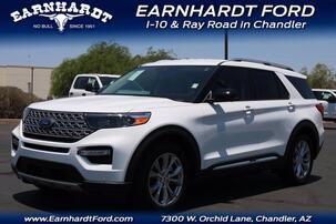 2021_Ford_Explorer_Limited_ Phoenix AZ