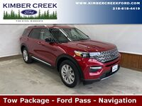 Ford Explorer Limited 2021