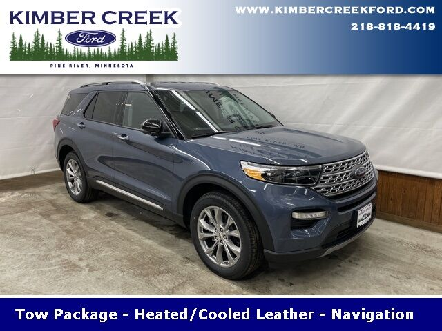 2021 Ford Explorer Limited Pine River MN
