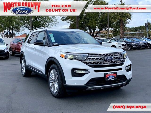 2021 Ford Explorer Limited San Diego County CA