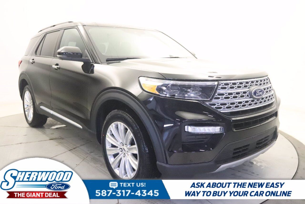 2021 Ford Explorer Limited Sherwood Park AB
