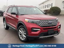 2021 Ford Explorer Limited South Burlington VT