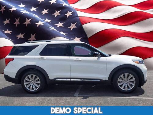 2021 Ford Explorer Limited Tampa FL