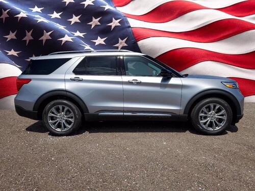 2021 Ford Explorer Limited Tampa FL