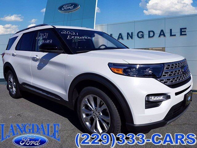 2021 Ford Explorer Limited Valdosta GA