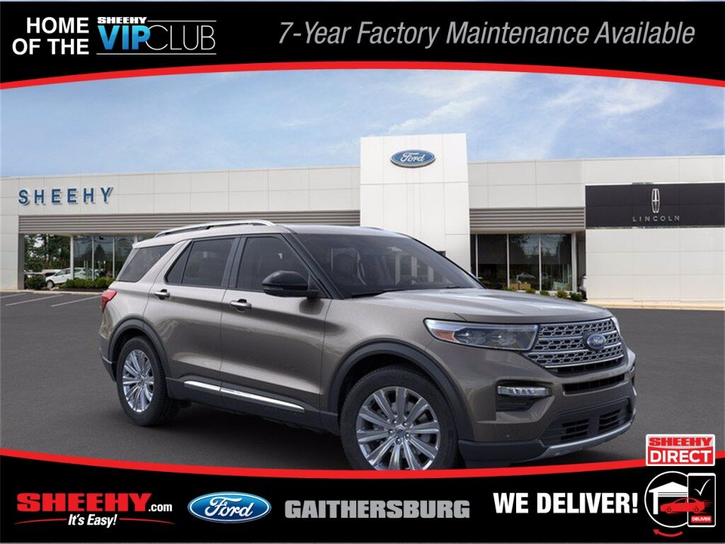 2021 Ford Explorer Limited Gaithersburg MD