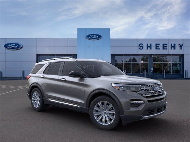 2021 Ford Explorer Limited Warrenton VA