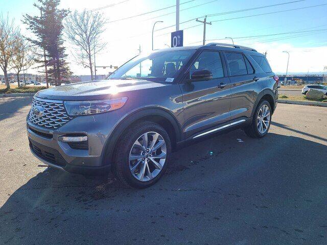 2021 Ford Explorer Platinum -** SPLASH INTO SUMMER Calgary AB