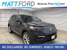 2021_Ford_Explorer_Platinum 4X4_ Kansas City MO