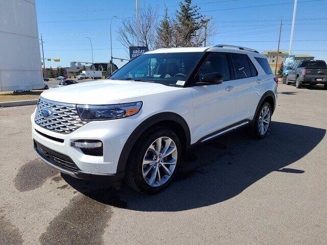 2021 Ford Explorer Platinum Calgary AB