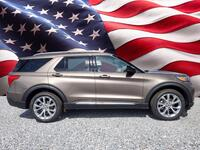Ford Explorer Platinum 2021