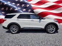 Ford Explorer Platinum 2021