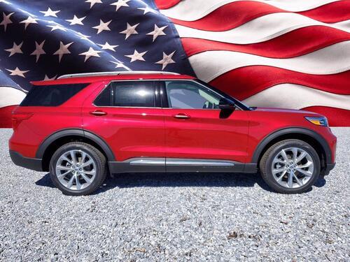 2021 Ford Explorer Platinum Tampa FL