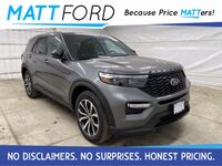 Ford Explorer ST 4X4 2021