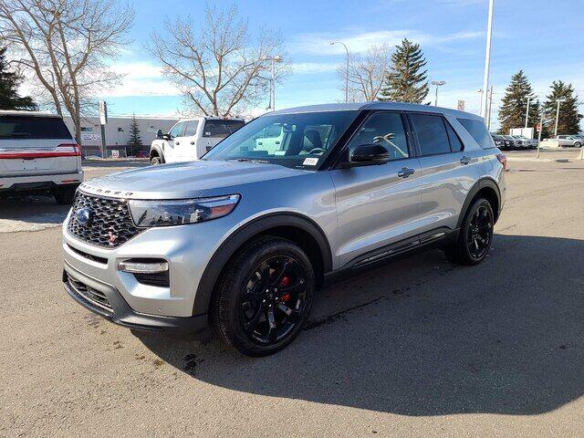 2021 Ford Explorer ST Calgary AB