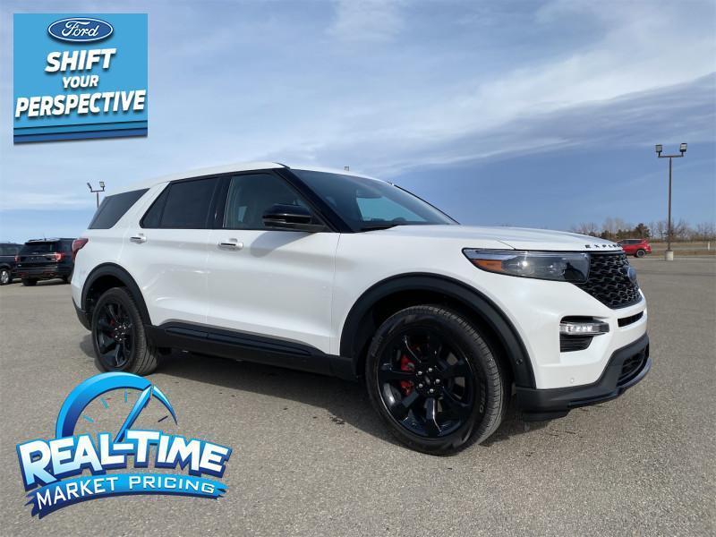 2021_Ford_Explorer_ST_ Claresholm AB
