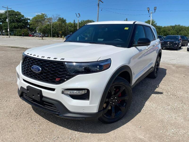2021 Ford Explorer ST Essex ON