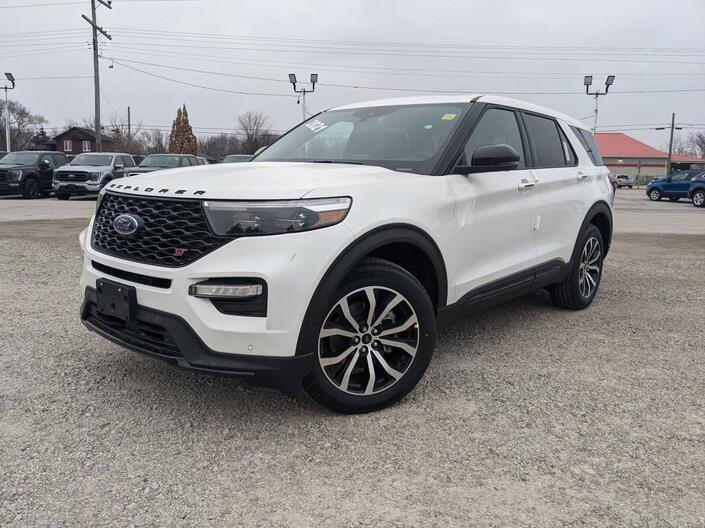 2021 Ford Explorer ST Essex ON
